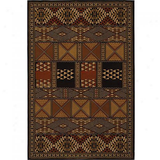 Mohawk Five Star 8 X 11 Tamassine Dark Butter Area Rugs
