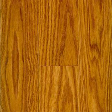 Mohawk Georgetown Cinnamon Oak Plank Laminate Flooring