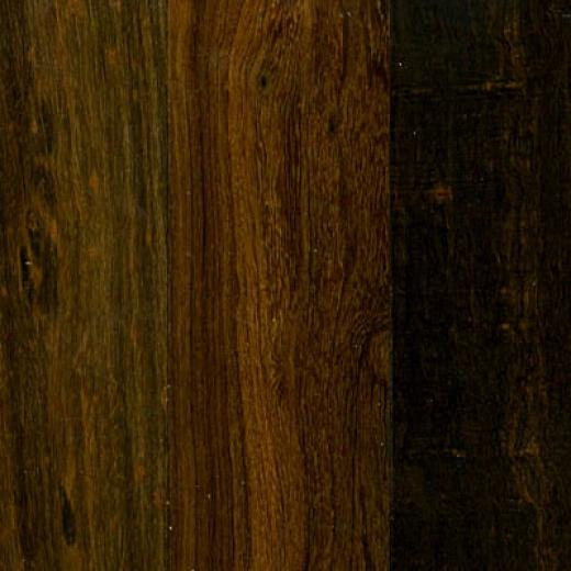 Mohawk Jakarta Black Heart Natural Hardwood Flooring