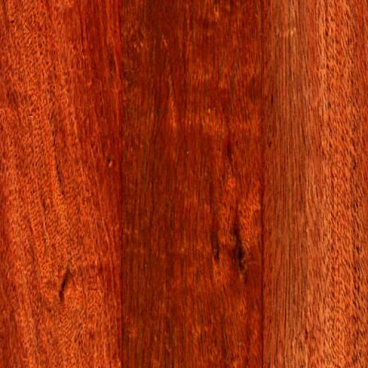 Mohawk Jakarta Satine Mahogany Natural Hardwood Flooring