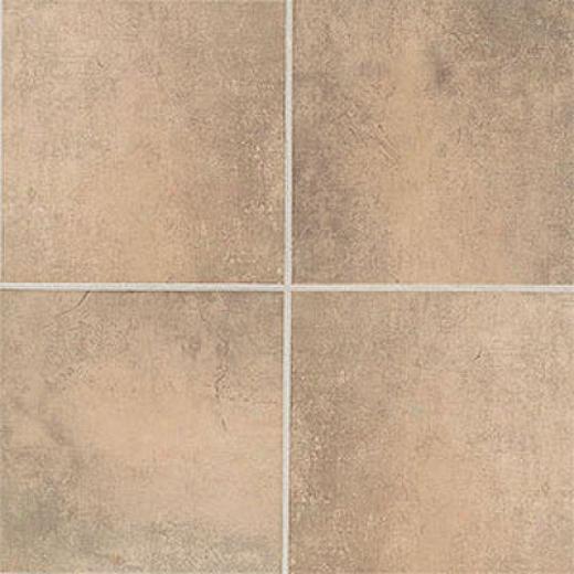 Mohawk San Rocco 13 X 13 Bisque Tile & Stone