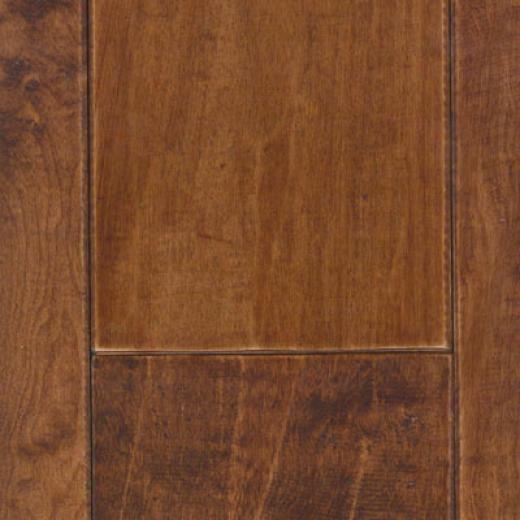 Mohawk Santa Barbara Plank 5 Amber Maple Hardwo0d Flooring