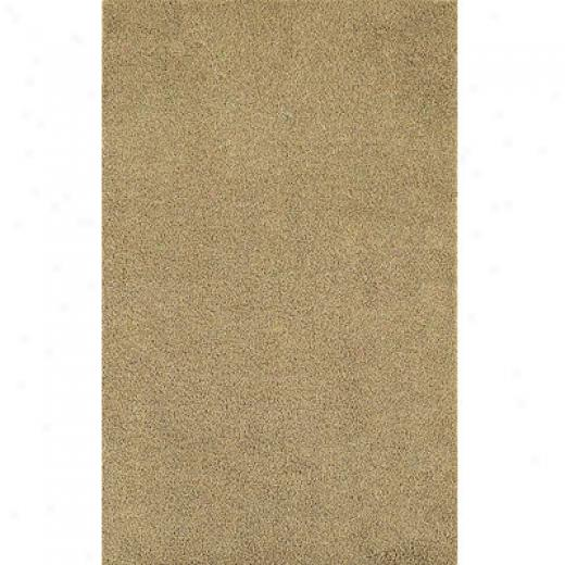 Mohawk Shag 8 X 10 Dazzle Beeswax Biscuit Area Rugs