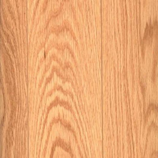 Mohawk South Beach Natiral Red Oak Plank Laminate Flooring