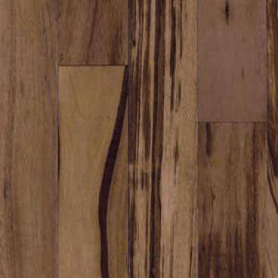 Mohawk Tigerwood Tigerwood Natural Hardwood Flooring