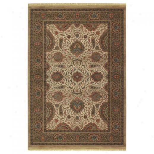 Mohawk Velvet Impressions 8 X 11 English Courtyard (brown) Area Rugs