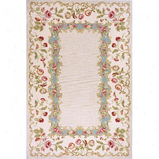 Momeni, Inc. Antique Americana 2 X 3 Beige Area Rugs