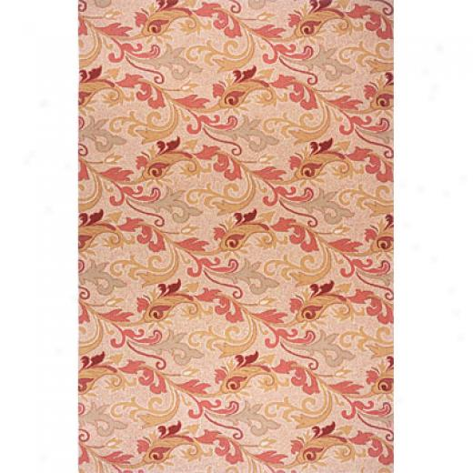 Momenu, Inc. Ancient rarity Empire 5 X 8 Camel Area Rugs