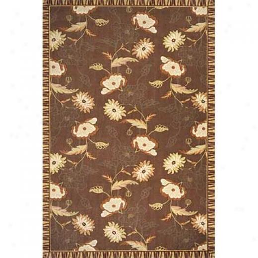 Momeni, Inc. Capri 5 X 8 Brown Area Rugs