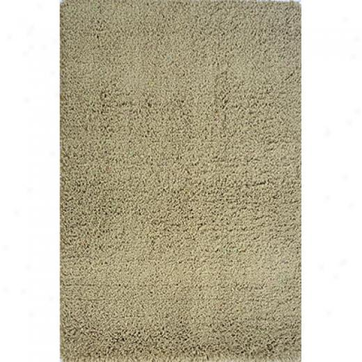 Momeni, Inc. Comfort Shag 2 X 3 Comfort Shag Olive Green Area Rugs
