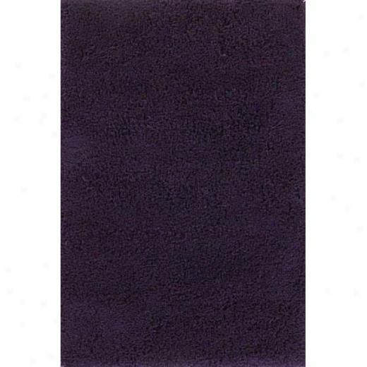 Momeni, Inc. Comfort Shag 8 X 10 Comfort Shag Navy Area Rugs