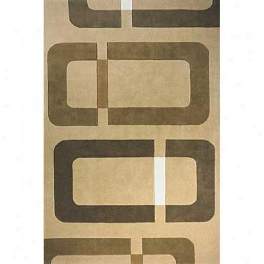 Momeni, Inc. Dehli 8 X 10 Delhi Natural Area Rugs