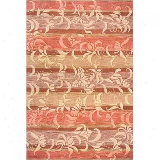 Momeni, Inc. Delhi 4 X 6 Delhi Red Area Rugs