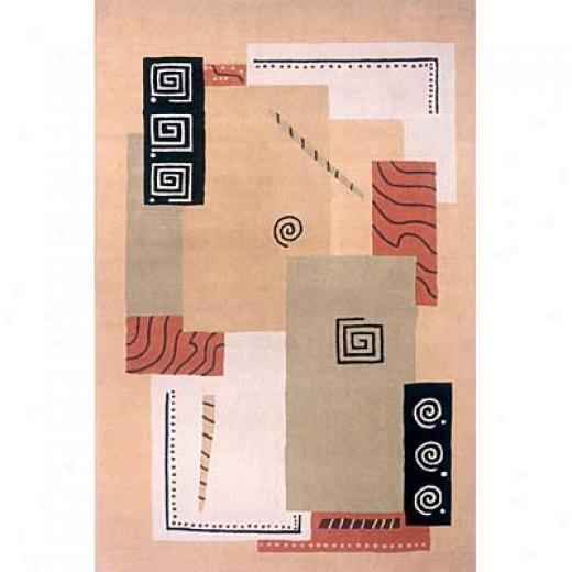 Momeni, Inc. Delhi 4 X 6 Delhi Assorted Area Ruga