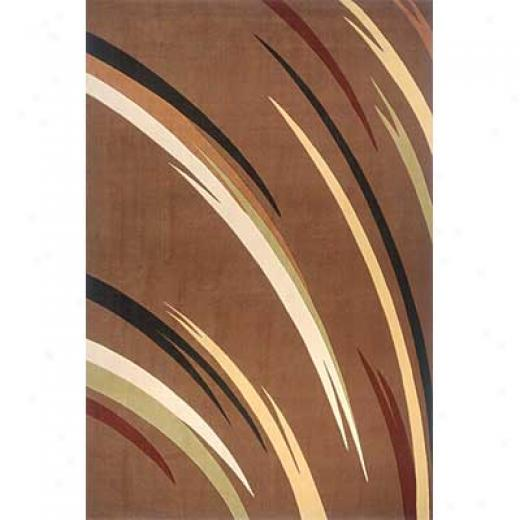 Momeni, Inc. Elements 2 X 3 Elements Brown Area Rugs