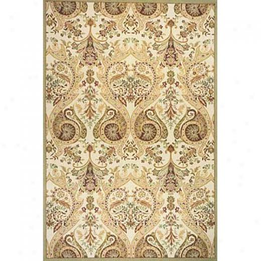 Momeni, Inc. Filigree 10 X 14 Filigree Olive Green Area Rugs