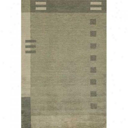 Momeni, Inc. Gramercy 2 X 3 Gramercy Green Area Rugs