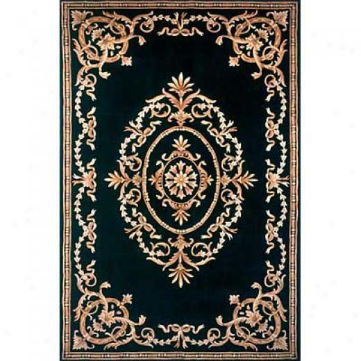 Momeni, Inc. Harmony 10 X 14 Harmony Black Area Rugs