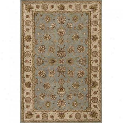 Momeni, Inc. Imperial Court 3 X 8 Runner Seafoam Area Rugs