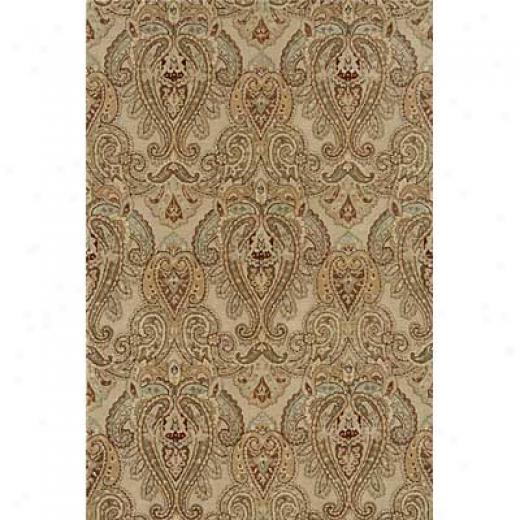 Momeni, Inc. Imperial Court 3 X 8 Rumner Sand Area Rugs