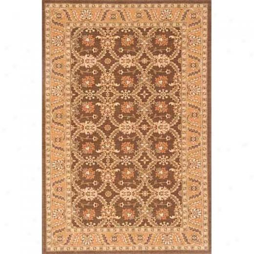 Momeni, Inc. Ladiq 5 X 8 Brown Area Rugs
