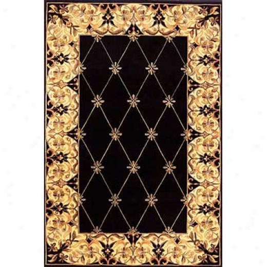 Momeni, Inc. Maison 5 X 8 Ebony Area Rugs