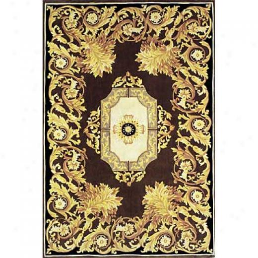 Momeni, Inc. Maison 5 X 8 Olive Green Superficial contents Rugs