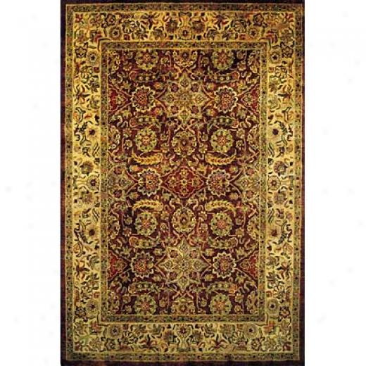 Momeni, Inc. Mandalay 8 X 11 Cherry Area Rugs