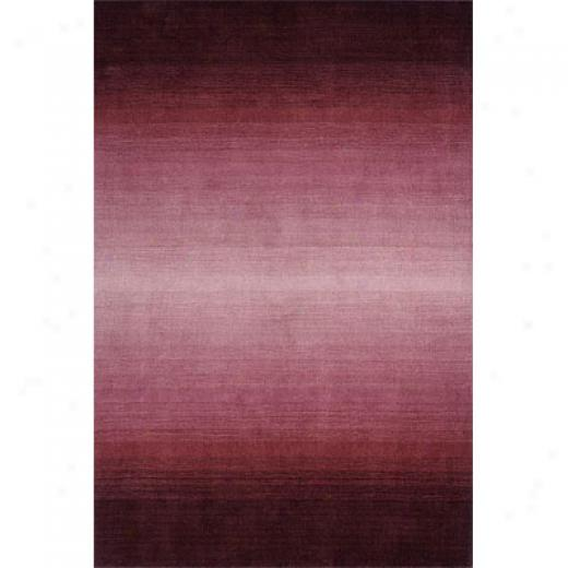 Momeni, Inc. Metro 2 X 4 Plum Area Rugs