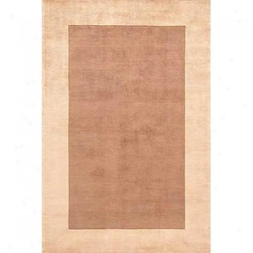 Momeni, Inc. Recent Wave Casual 5 X 8 Mocha Area Rugs