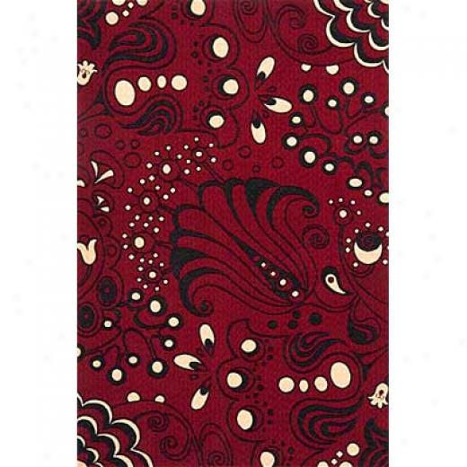 Momeni, Inc. Nolita 5 X 8 Nolita Red Area Rugs