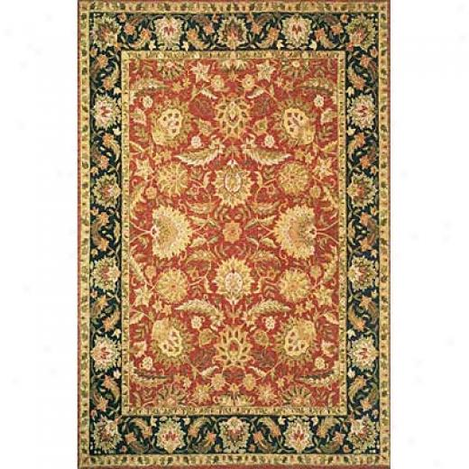 Momeni, Inc. Old World 8 X 11 Old World Burgundy Area Rugs