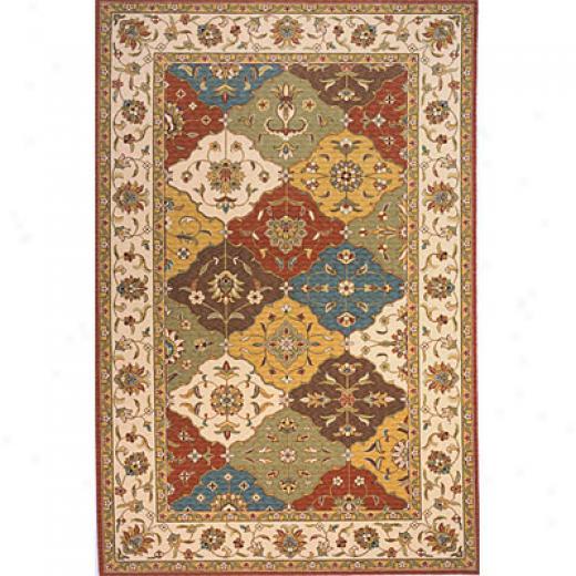 Momeni, Inc. Persian Garden 5 X 8 Assorted Area Rugs