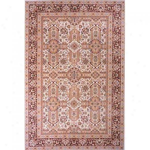 Momeni, Inc. Persian Heritage 2 X 3 Burgundy Area Rugs