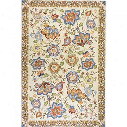 Momeni, Inc. Spencer 5 X 8 Spencer Blue Area Rugs