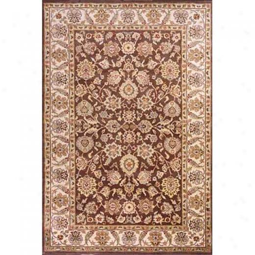 Momeni, Inc. Sultan 8 X 10 Sultan Brown Area Rugs