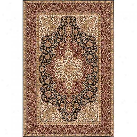 Momeni, Inc. Sutton Place 2 X 3 Sutton Place Su01blk Area Rugs
