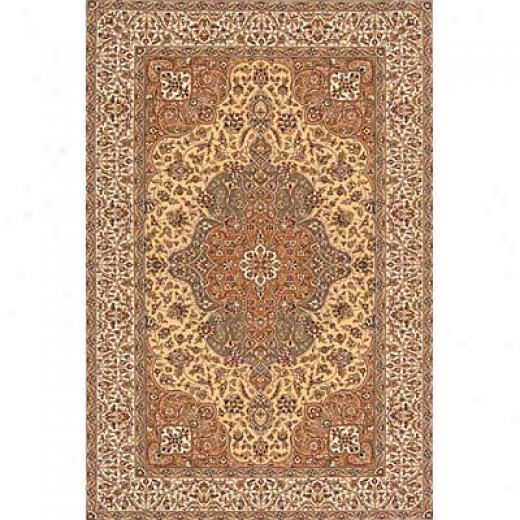 Momeni, Inc. Sutton Place 2 X 3 Gold Area Rugs