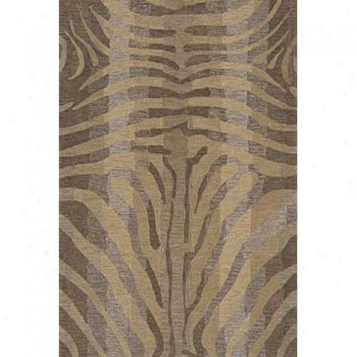 Momeni, Inc. Transitions 2 X 3 Transitions Gold Area Rugs