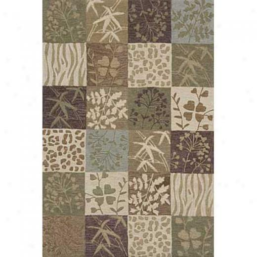 Momeni, Inc. Transitions 4 X 6 Transitions Ass0rted Area Rugs