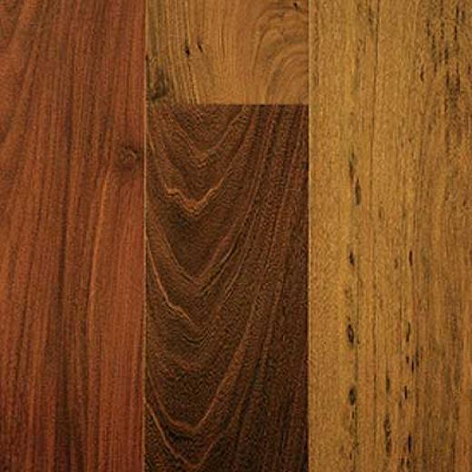 Mullican African Legends 3 (9 Ply) African Legends Ipe Hardwood Flooring