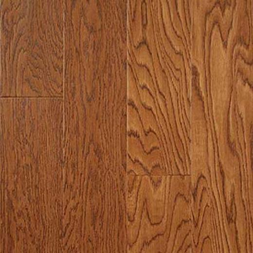 Mullican Austin Springs Handsculpted Loc-to-fit Oak Saddle Hardwood Flooring
