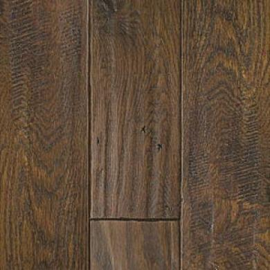 Mullican Chatelaine Hand Sculpted 4 Ebony Oak Hardwood Flooring