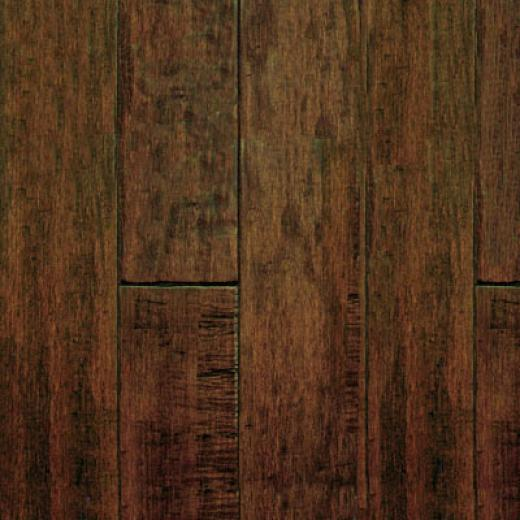 Mullican Chatelaine Hand Scul;ted 4 Cappuccino Maple Hardwood Flooring