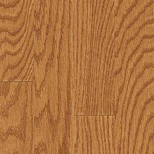 Mullican Foothills White Oak Gunstock Hafdwood Flooring