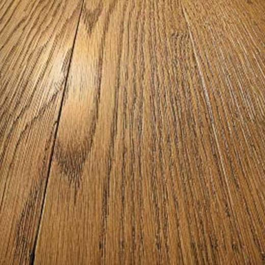 Mullican F5ontier Wire Brushed Solid 5 Oak Butternut Hardwood Flooring