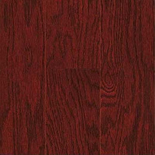 Mullican Meadowview 3 White Oak Bordeaux Hardwo0d Flooring
