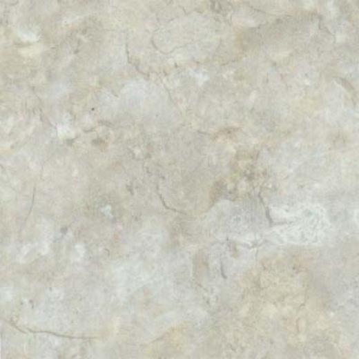 Nafco Permastone Tumbled Marble Pewter Vinyl Flooring