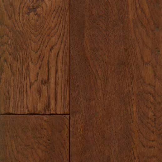 Natural Floofs Carriage House Solid Solid Tuscan yBeown Hardwood Flooring