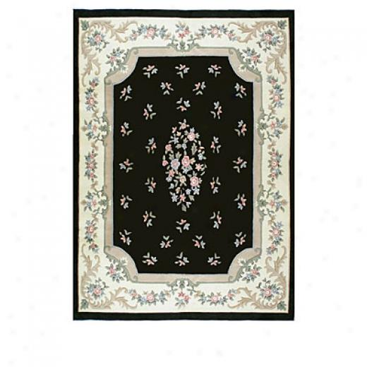 Black Floral Area Rug Rugs Sale